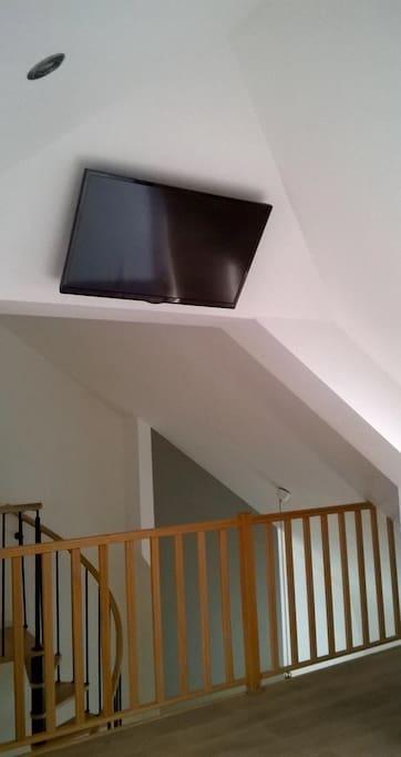 Wifi et TV HD