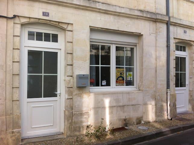 Maison de ville Saint Jean d'Angely