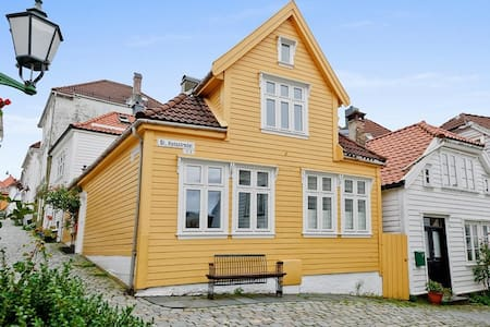 Charming Apartment Central Bergen  - เบอร์เกน