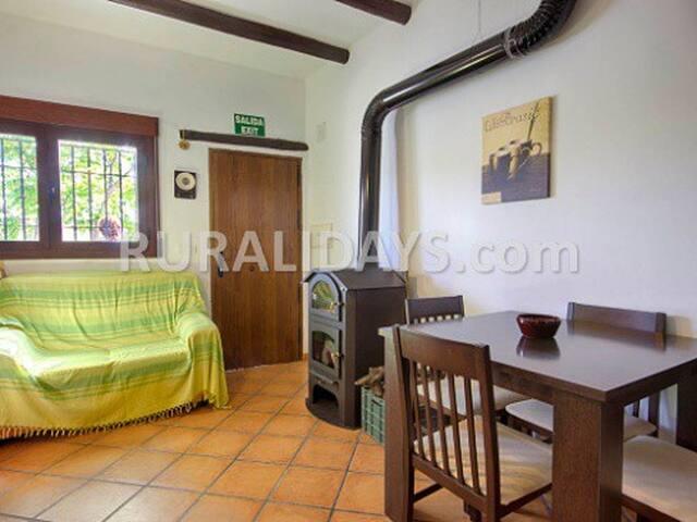 Apartamento Estilo Alpujarreño - mecina fondales la taha - Lägenhet
