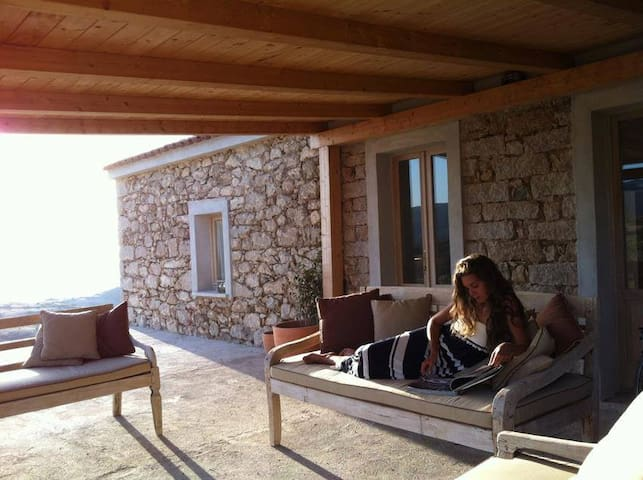 Sardegna. Aglientu StazzoCorrialtu - Aglientu