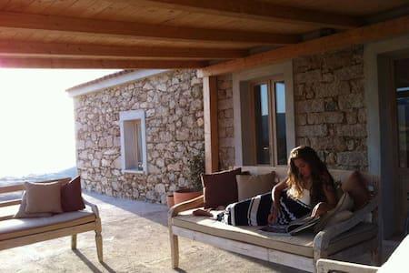 Sardegna. Aglientu StazzoCorrialtu - Haus