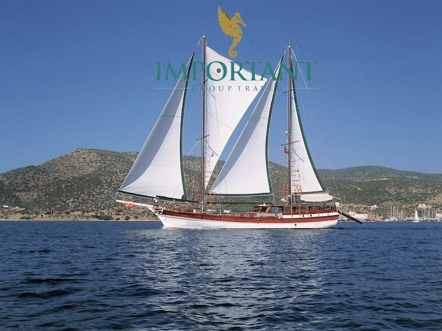 B203-6 cabins Gulet from Gulet - Bodrum - Boot