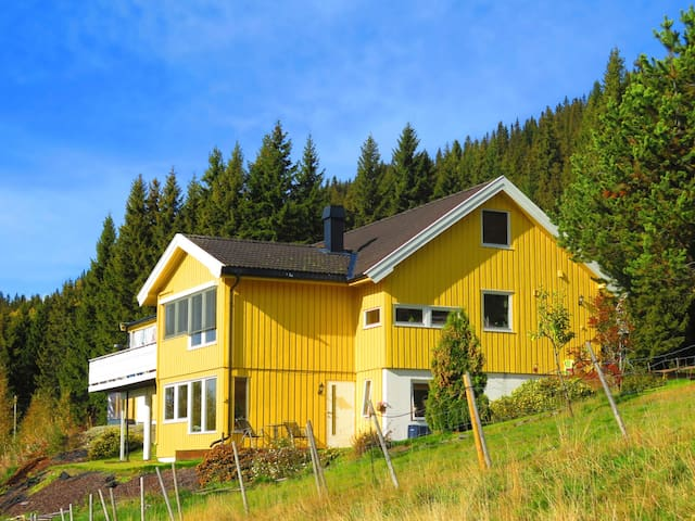 Granberg - close to Lillehammer - Lillehammer - Apartment