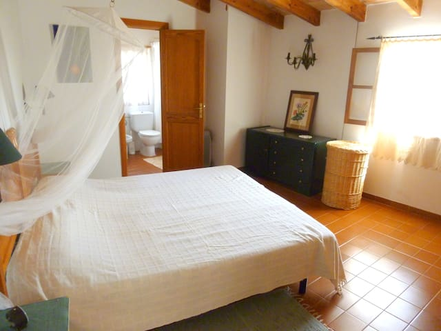 Finca: Double room with Bathroom - Capdepera-Cala Rajada - Huis