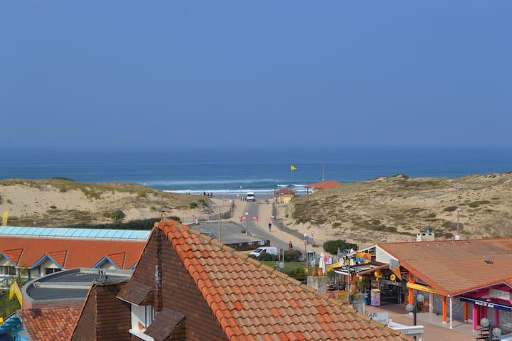 Vue océan à Seignosse
