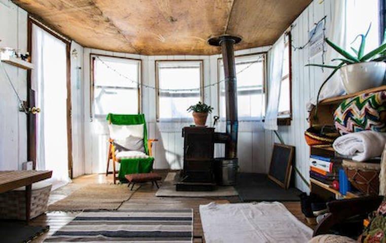 Houseboat Hideaway - Queens - Barco