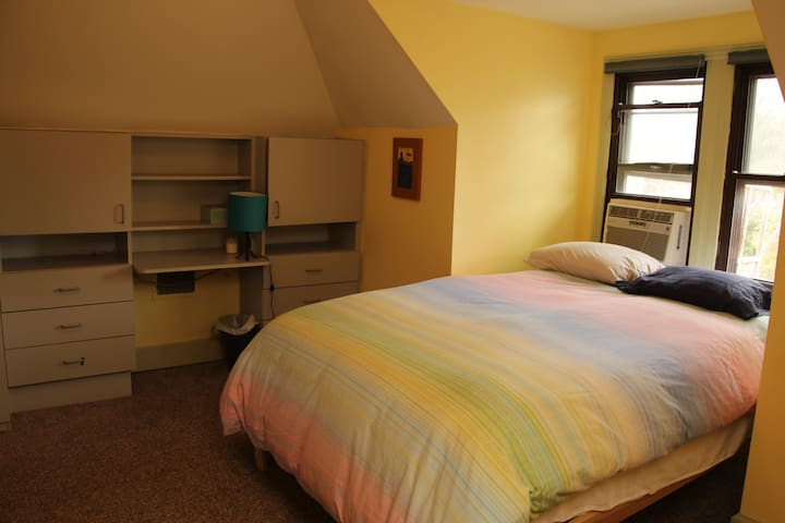 Cozy Room in the CWE
