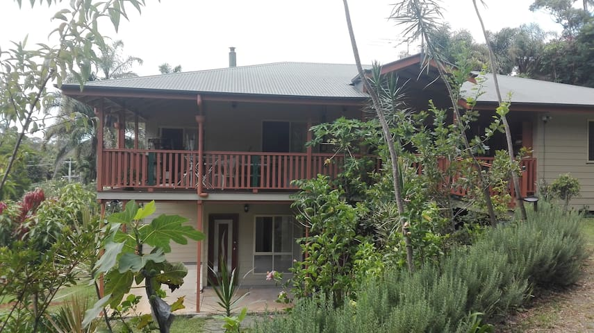 2 Bedroom House on Tamborine Mountain
