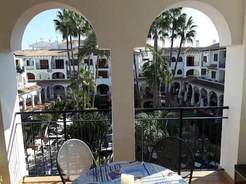 Large 1 Bed Villamartin Plaza Apartment