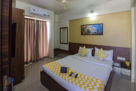 Sanitized double Separate Bedroom with AC+wifi+BF