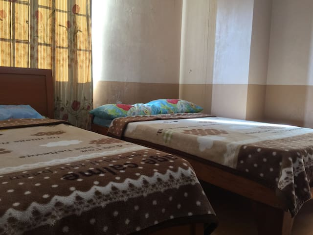 2 BR with City View good for 6 pax - Baguio City - Apartamento
