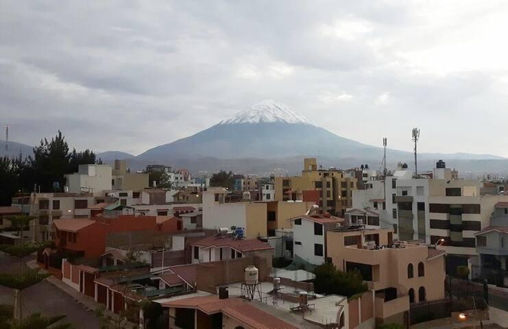 Excelente Departamento para Hospedarse en Arequipa