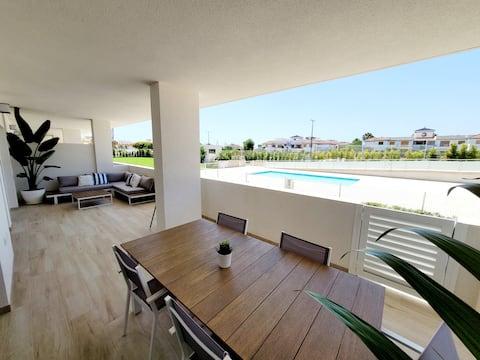 Apartamento obra nueva a estrenar. 30m2 de terraza
