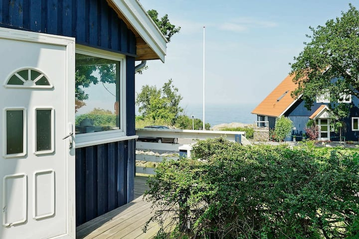 Large Holiday Home in Allinge Denmark with Sea View