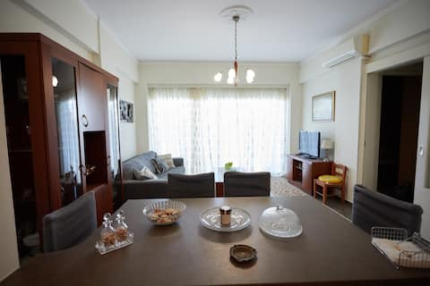 Karfas sea view apartment