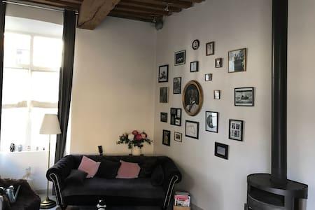 La ferme de Mme et Mr Berns - Sézanne - Haus