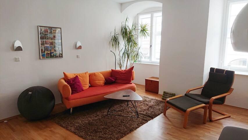 Fürstenau-Haus - historisch wohnen in der Radewig