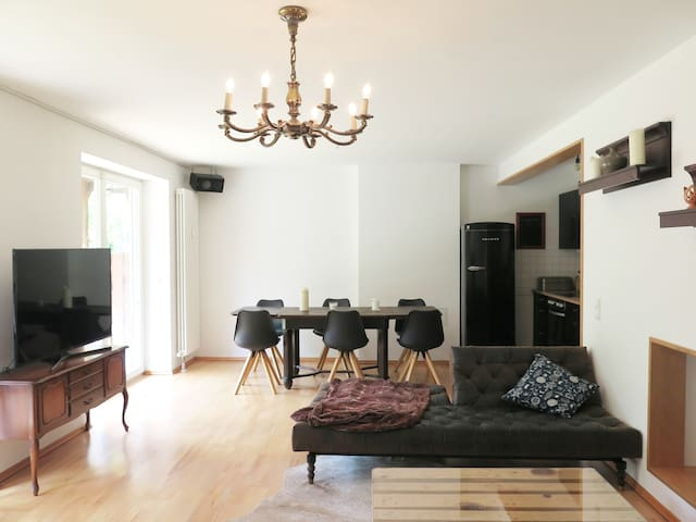 Comfortable, quiet flat with terrace and balcony - Berlin - Flat