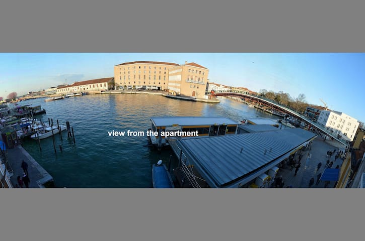 WHERE GRAND CANAL STARTS panoramic view, 5pax,wifi