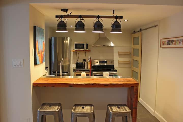 Appartement moderne et équipé