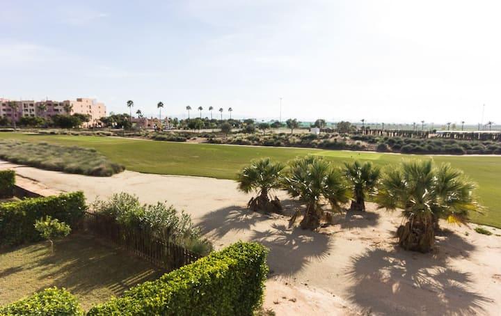 2 Bed Apartment - 5 Star Mar Menor Golf Resort