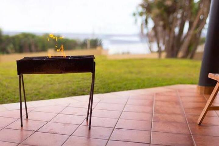 Tranquil Beachside Apartment - Hibberdene