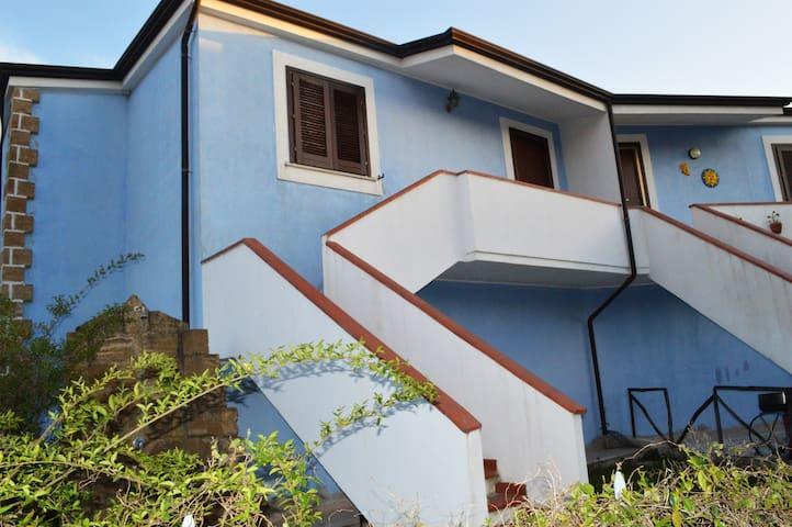 Appartamento in villaggio turistico - Anastasi-Strada C.r. - Apartamento