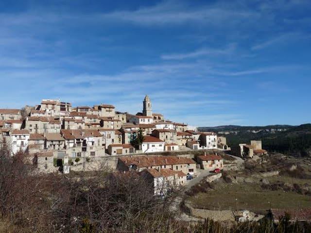 Maison rurale à El Boixar, Castello - El Boixar, La pobla de Benifassa - Huis