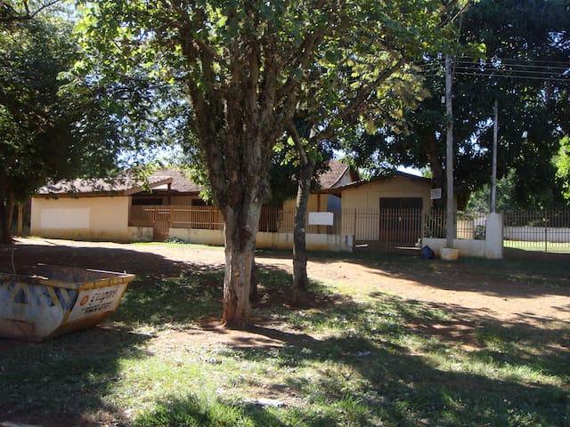 Rancho à Beira Rio