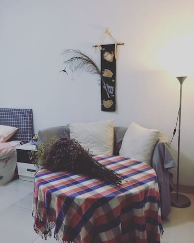 #Newly Opened!#Cozy Apartment in ZHUJIANG NEW TOWN - Guangzhou - Apartamento
