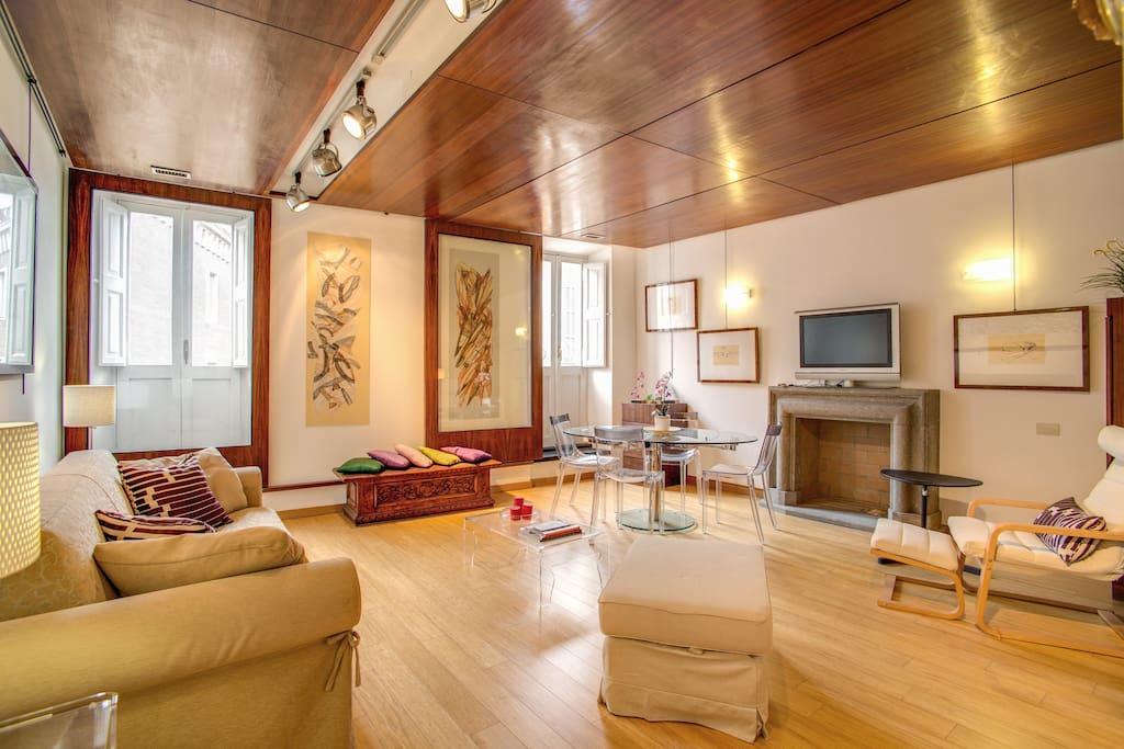 Luxury Apartments Rome Italy