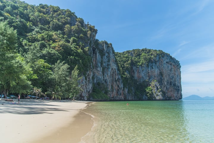 Laoliang Beach # Sea View Tent