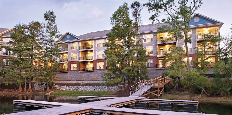 Wyndham Vacation Resorts Lake Marion-2bdrm - Santee - Devremülk