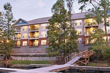 Wyndham Vacation Resorts Lake Marion-2bdrm - Santee - 分时度假住宿