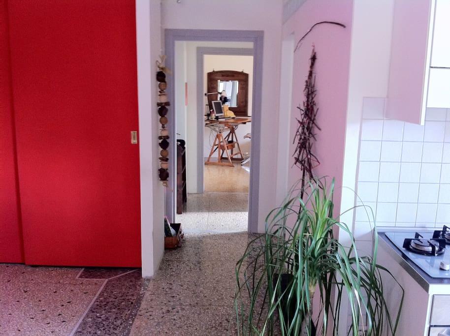 Appartamento di design a roma apartments for rent in for Appartamento design roma