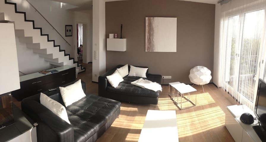 Schönste Lage-luxuriös und sonnig - Trier - Appartement