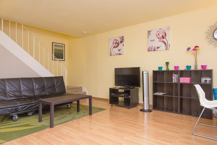 2 BR/ 2 levels TH in Silicon Valley - Milpitas - Casa adossada