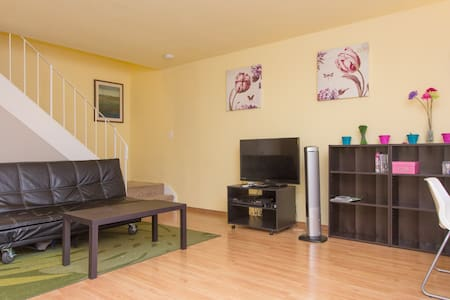 2 BR/ 2 levels TH in Silicon Valley - Milpitas - Stadswoning