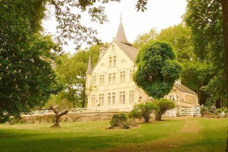 Chateau Paquerette - Lencloître - Κάστρο