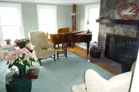 Restored 1830 Vermont home   - Danby