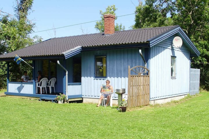 4 person holiday home in KÖPINGSVIK