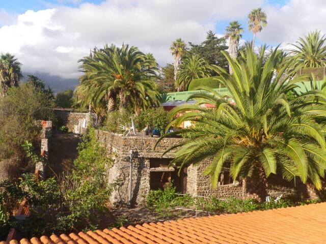 Apartamento rustico totalmente equipado - Los Llanos de Aridane - Apartment