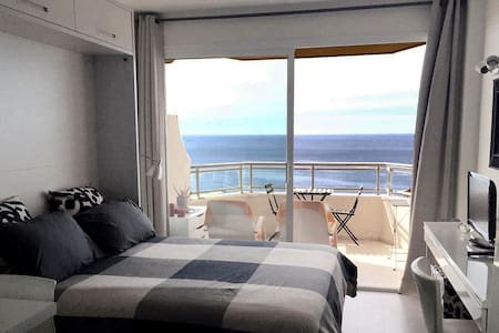 Studio Apartment with amazing view - Pis