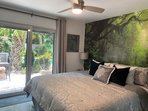 Flor de María beautiful and relaxing GUEST ROOM ☘️☘️