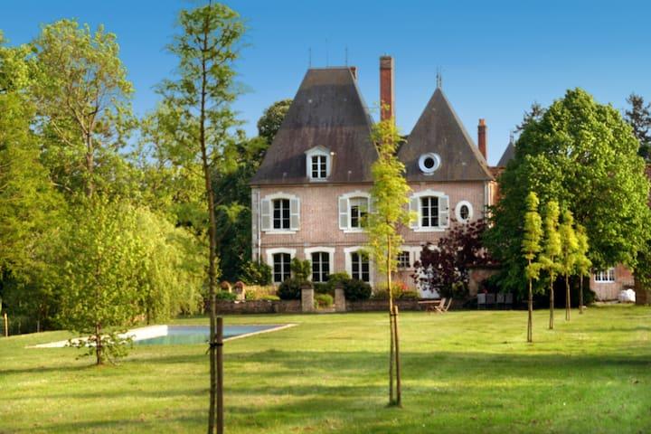 Chateau Seiguier - Brinon-sur-Sauldre
