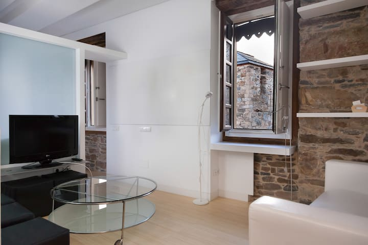 Apartamento amueblado Nº 1 - Ponferrada - Lägenhet