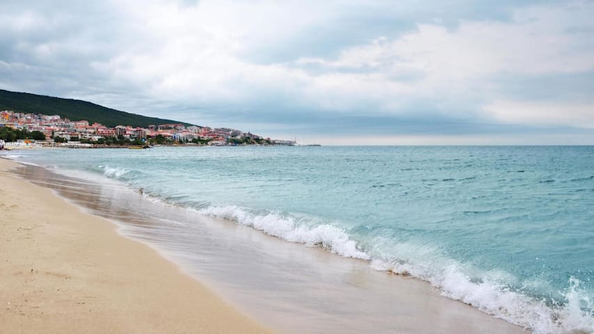 Great room 202 in Sveti Vlas with sea view
