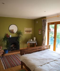 Charming cottage in the Wicklow countryside - Redcross - Talo