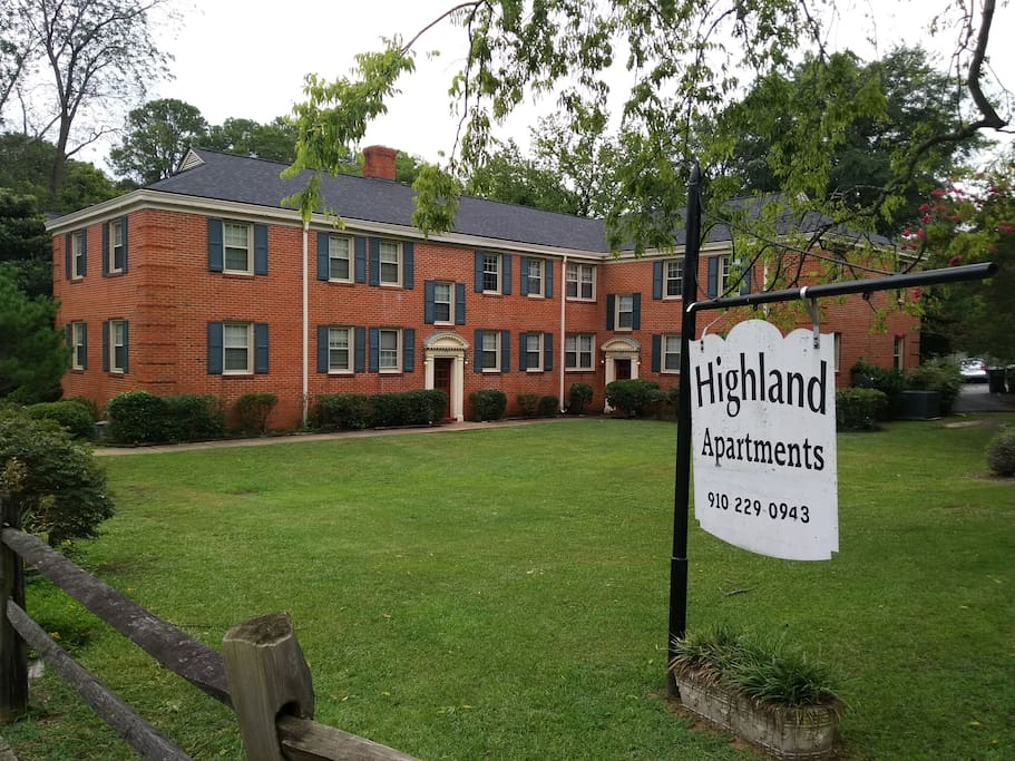 Highland Apartments by P&T Homes